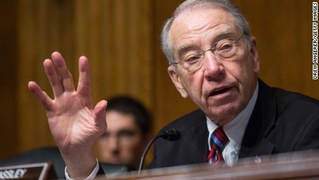 Afghan man to Grassley: 'Who's going to save me?'