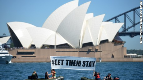 Opinion: How Australia turned its back on the world's refugee crisis