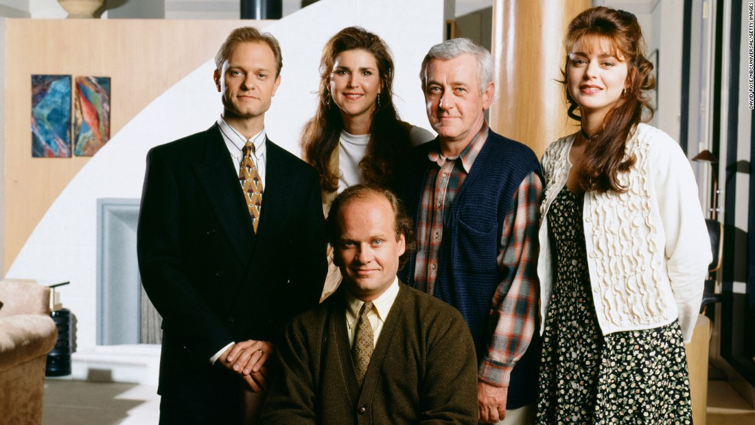 "The witty and farcical ""Frasier"" ran for 11 seasons and 263 episodes, and Burrows directed 32 of them -- including ""The Innkeepers,"" a classic in which Frasier and Niles buy a restaurant, <a href=""http://tvtimewithbob.blogspot.com/2012/07/frasier-innkeepers.html"" target=""_blank"">only to have everything fall apart on opening night</a>."