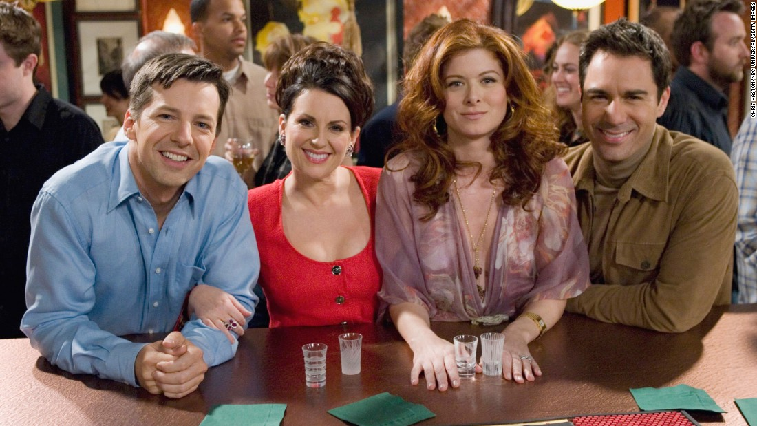 "Of all the series Burrows directed, he's most fond of ""Will & Grace."" The show, about two best friends and the wacky group of characters that surround them, ran eight seasons and 194 episodes -- and Burrows directed every single one. ""It made me laugh every day of the week,"" he said."