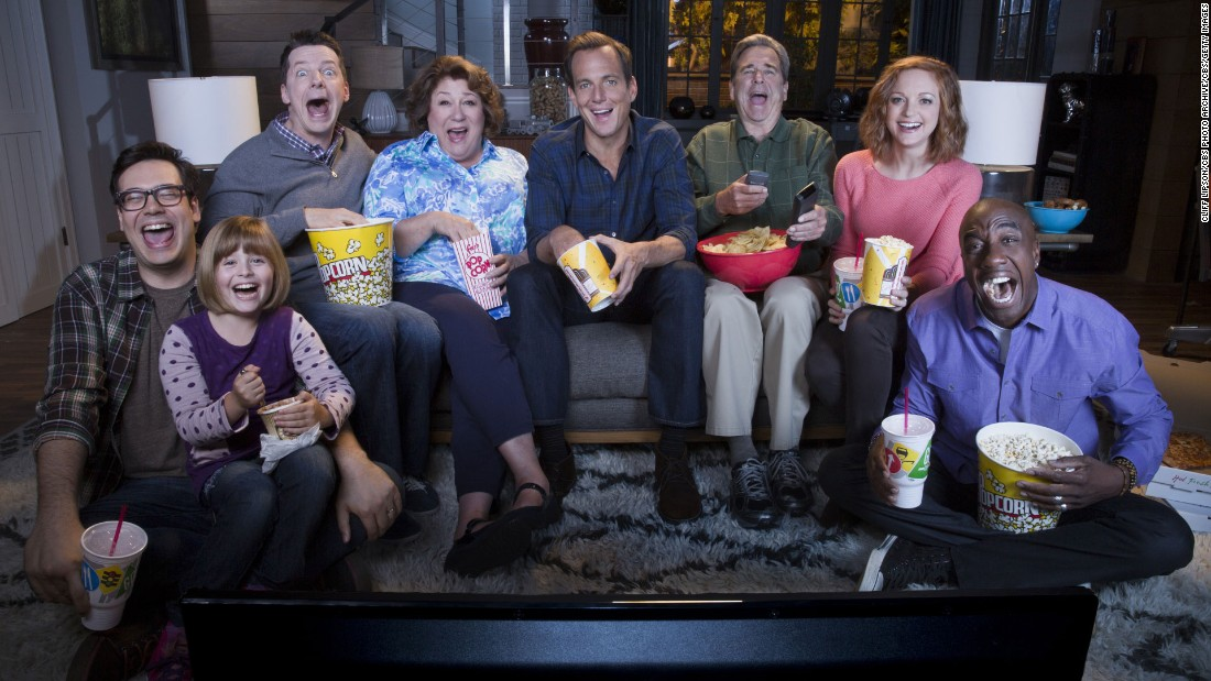 """The Millers"" ran only two seasons and 34 episodes, but the show was well reviewed and featured a solid cast, led by Will Arnett and Margo Martindale. Burrows directed all but two episodes."
