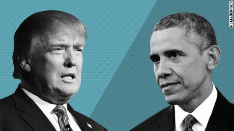 How Trump's Syria airstrike is different from -- and similar to -- Obama's