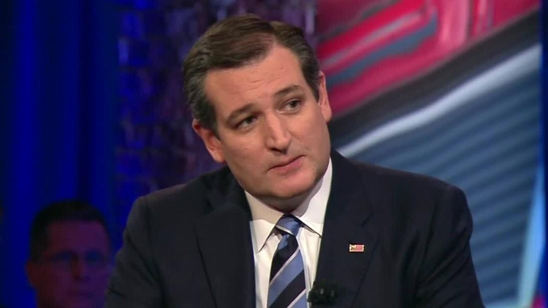 Ted Cruz fires back at Trump's lawsuit threat - CNN Video