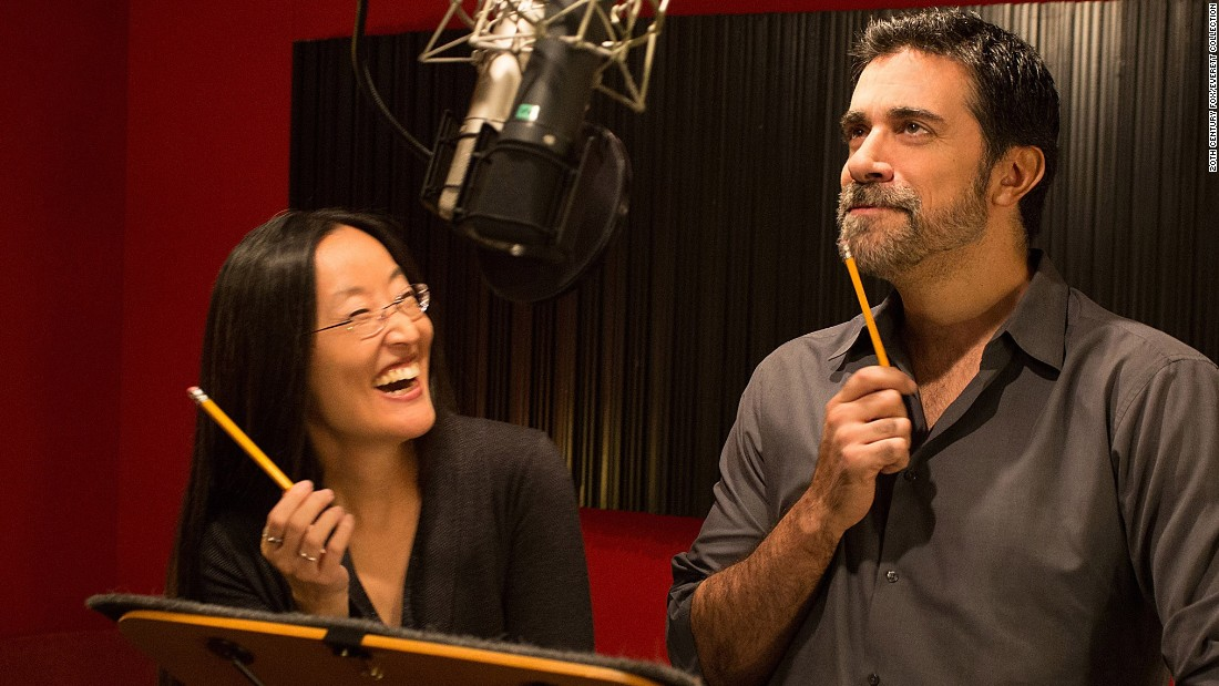 "With ""Kung Fu Panda 2,"" Jennifer Yuh became the first woman to solely direct an animated feature from a major Hollywood studio. The 2011 sequel took in over $165 million in the U.S. and spawned 2016's ""Kung Fu Panda 3."" Yuh, shown with ""Panda 3"" co-director Alessandro Carloni, admits that she doesn't focus on box office numbers and hopes she can inspire young women trying to direct their own projects. ""If you're passionate about it, someone else will be passionate about it,"" Yuh said."