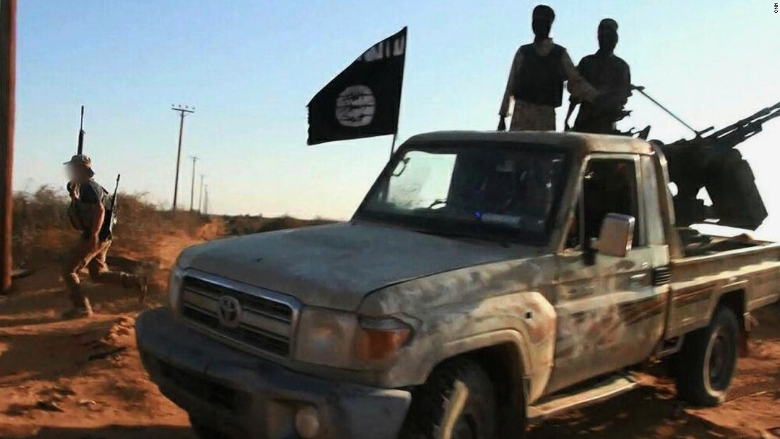 US bombing in Libya was linked to Berlin truck attack