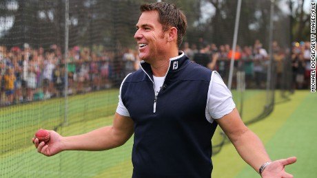 Shane Warne retired from international cricket in 2007 after playing 339 times for Australia