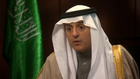 Saudi FM: 'We have the death penalty. We make no bones about it'