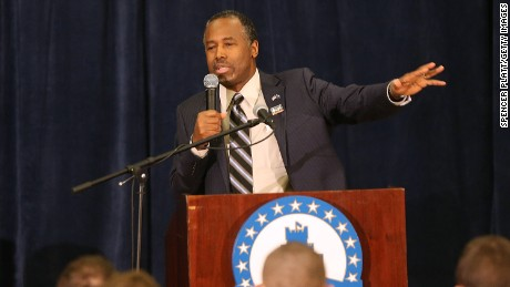 Carson on Obama: Same skin color, different experiences