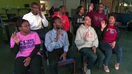 Panel of black students: Sanders or Clinton?