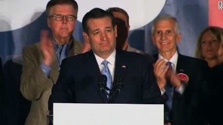 Ted Cruz: 'Washington cartel' is afraid of our campaign