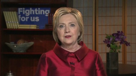 Hillary Clinton: 'I understand voters have questions'
