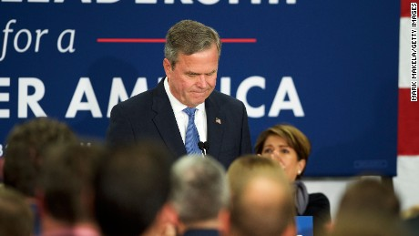 Jeb's 2016 departure draws out Mike Murphy critics