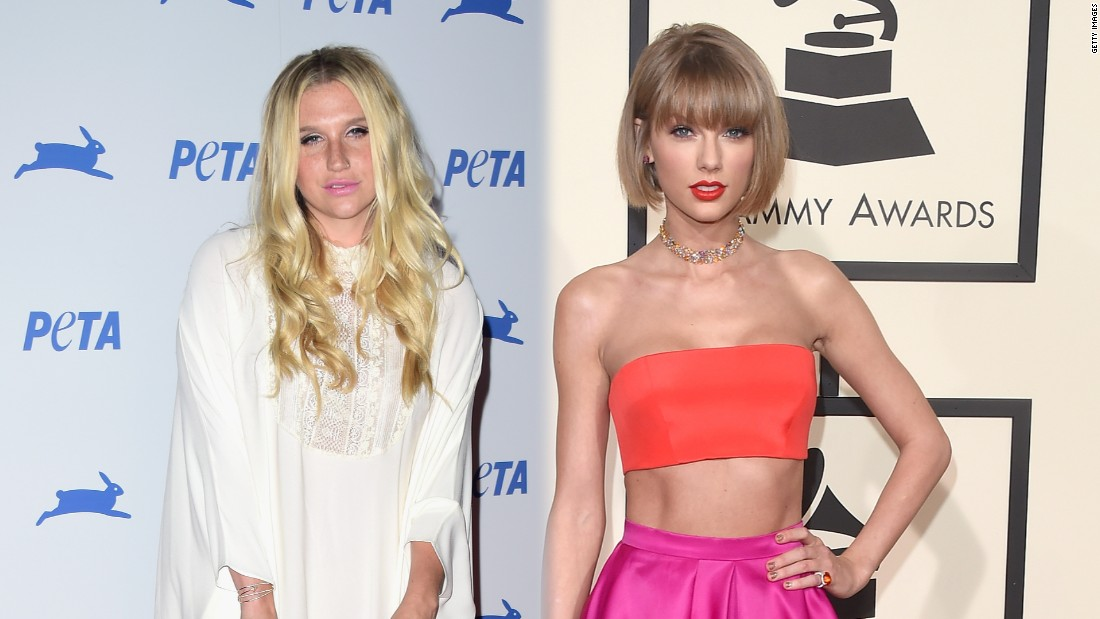 Taylor Swift donates $250K to Kesha, offers support during 'trying time'