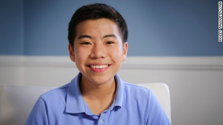 CNN Heroes 2015 - Young Wonder Christopher Cao