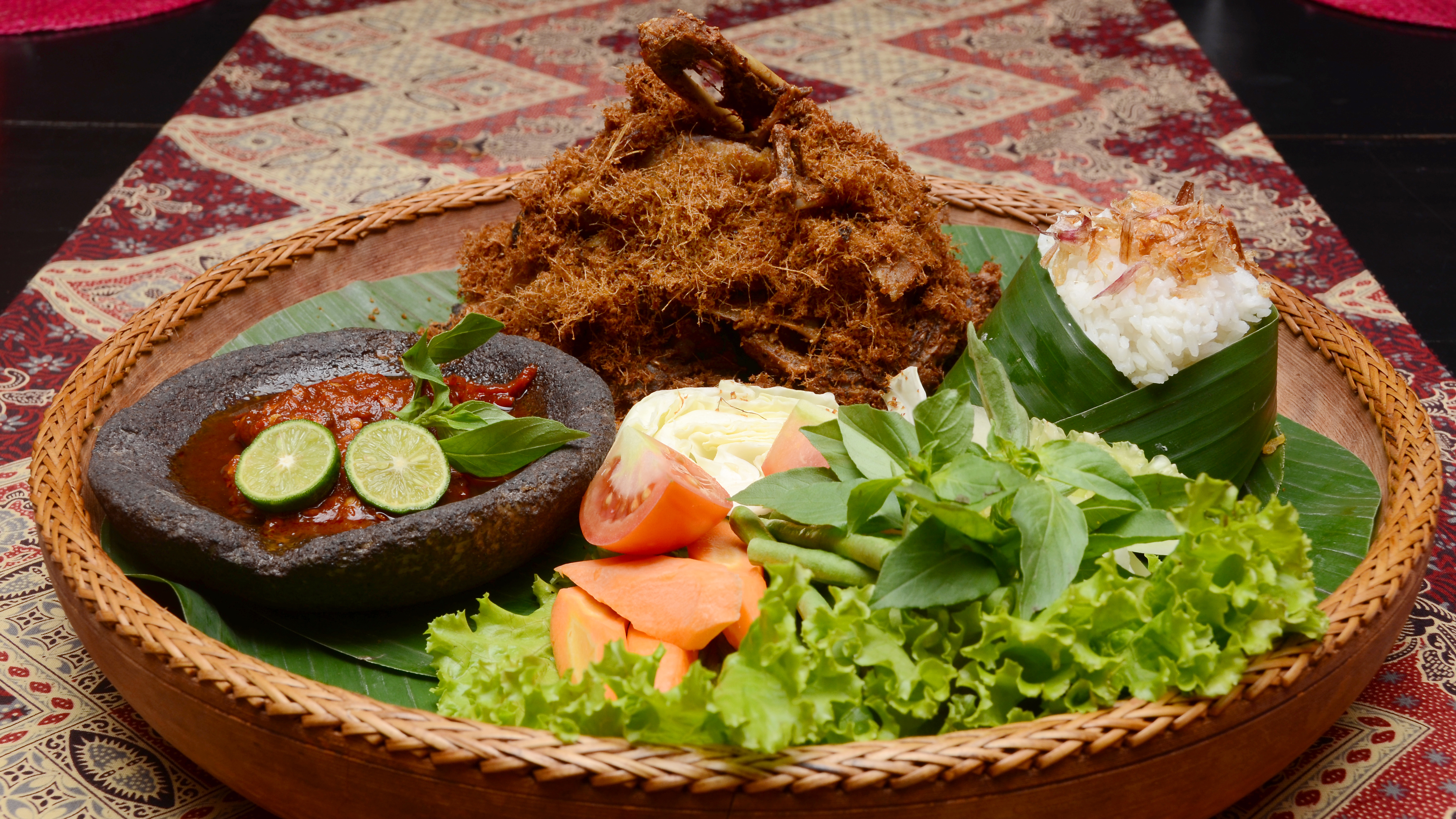 Top 5 Indonesian Food