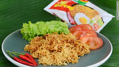 How Indomie instant noodles became a Nigerian staple