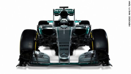2016 Formula One season cars
