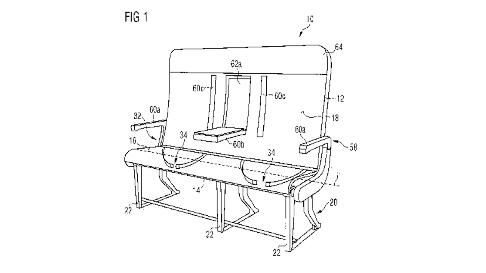 Brilliant Airbus Could Seat Obese Passengers On Benches Cnn Travel Cjindustries Chair Design For Home Cjindustriesco