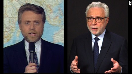 Wolf Blitzer reflects on covering the Gulf War 25 years ago