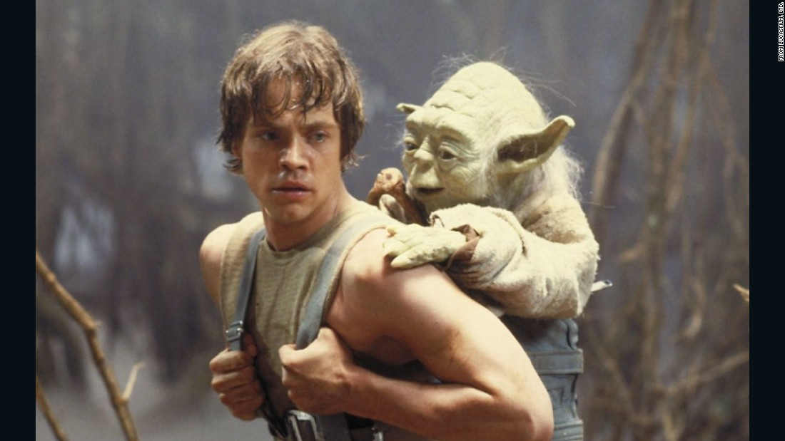 "<strong>'The Empire Strikes Back':</strong> In ""Star Wars,"" Obi Wan Kenobi told Luke Skywalker to ""use The Force,"" so, in this 1980 sequel, Skywalker basically goes to Jedi boot camp. Unfortunately Mark Hamill, who plays Skywalker, <a href=""http://www.businessinsider.com/the-empire-strikes-back-mark-hamill-face-2015-10"" target=""_blank"">got into a car accident before filming and underwent reconstructive surgery</a> on a broken nose and cheekbone. Writer-producer George Lucas is rumored to have tailored specific scenes -- like one where Skywalker gets mauled by a Wampa -- to account for Hamill's change in appearance."