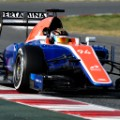 manor formula one car 2016