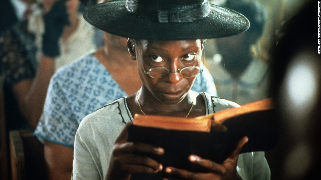 "<strong>""The Color Purple"": </strong>Two words -- or make that four: Whoopi Goldberg and Oprah Winfrey. But not as you would see them today on daytime television. Goldberg and Winfrey starred in this 1985 Steven Spielberg adaptation of an Alice Walker novel about an uneducated woman named Celie who, after enduring unspeakable abuse, yearns to be loved and love in return. Although it won no Oscars, the film earned 11 Oscar nominations, including Best Actress for Goldberg and Best Actress in a Supporting Role for Winfrey. <br />"