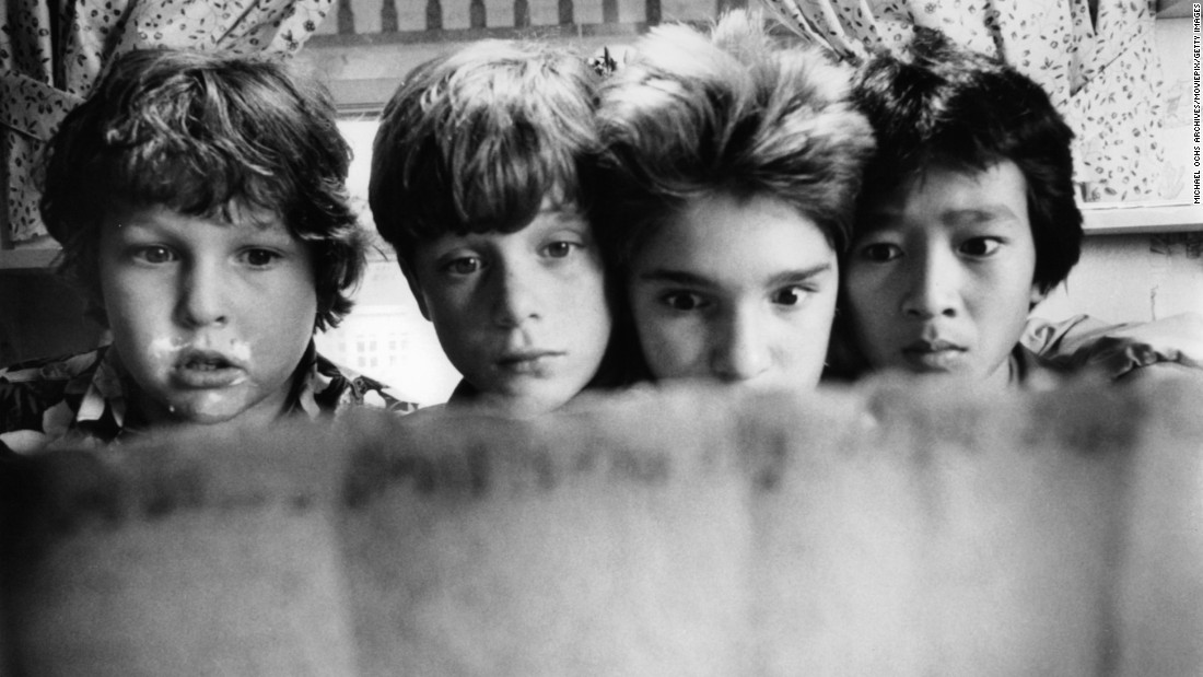 "<strong>""Goonies"": </strong>This lovable 1985 film was one of the first  to celebrate nerd-dom. It launched the careers of kid actors like Josh Brolin, Corey Feldman and Martha Plimpton. With a Cyndi Lauper soundtrack, and a madcap plot about a band of young misfits searching for pirate's treasure in order to fend off foreclosure, the movie is a delightful ode to childhood gone by, as the teens and pre-teens embark on a day full of adventures including brushes with Mafia-like criminals, dead bodies and booby traps with few responsible adults in sight."