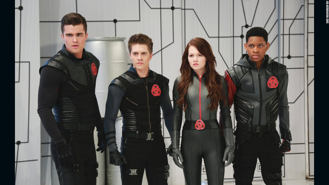"<strong>""Lab Rats"" season 4</strong>: The adventures continue for a kid who discovers that there are some superhero teens living secretly at his house. (<strong>Netflix) </strong>"