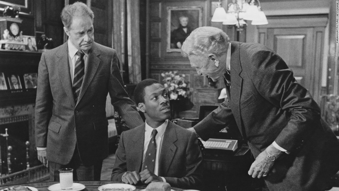 "<strong>""Trading Places""</strong>: Eddie Murphy had so many quotable lines in this comedy, also starring Don Ameche and Ralph Bellamy as a pair of wealthy men who bet on upending the lives of a con man and a financier. <strong>(Hulu) </strong>"
