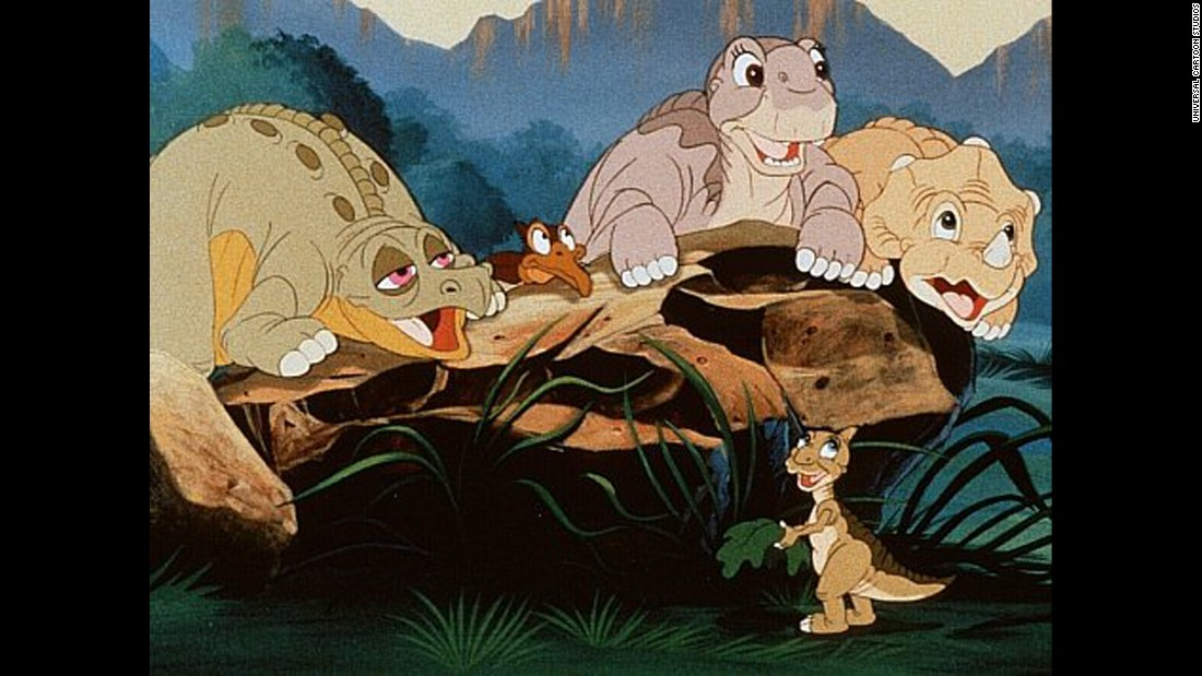 "<strong>""The Land Before Time II: The Great Valley Adventure""</strong>: A group of young dinosaur friends stumbles upon more than they anticipated in their quest for adventure. <strong>(Amazon Prime) </strong>"