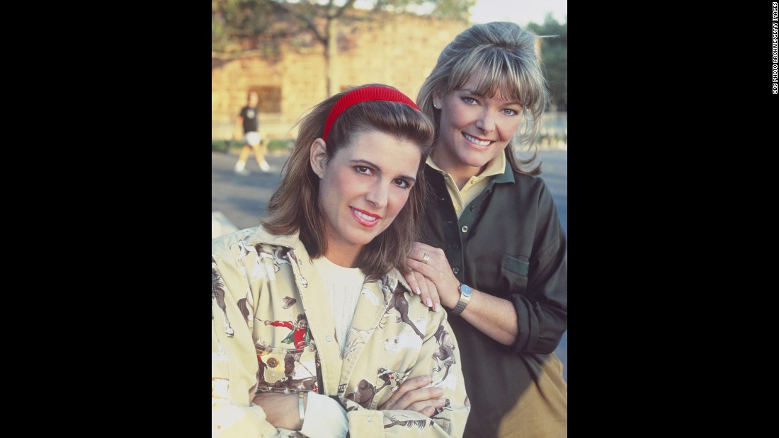 <strong>'Kate & Allie':</strong> This was the first (and perhaps the only) American sitcom to feature two single mothers living and raising their children together to save on expenses. Allie Lowell was played by Jane Curtin, right, and Susan Saint James played Lowell's friend Kate McArdle. The series ran from 1984-1989.