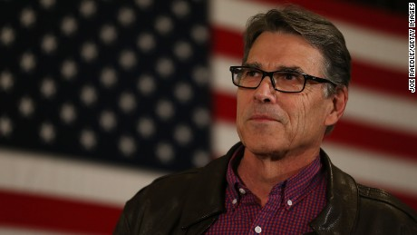First on CNN: Rick Perry endorses Donald Trump for president