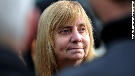 Margaret Aspinall: I was denied last cuddle with my son