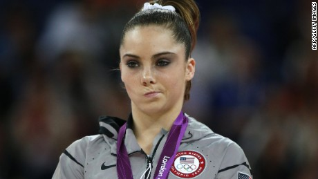 McKayla Maroney halts competitive career