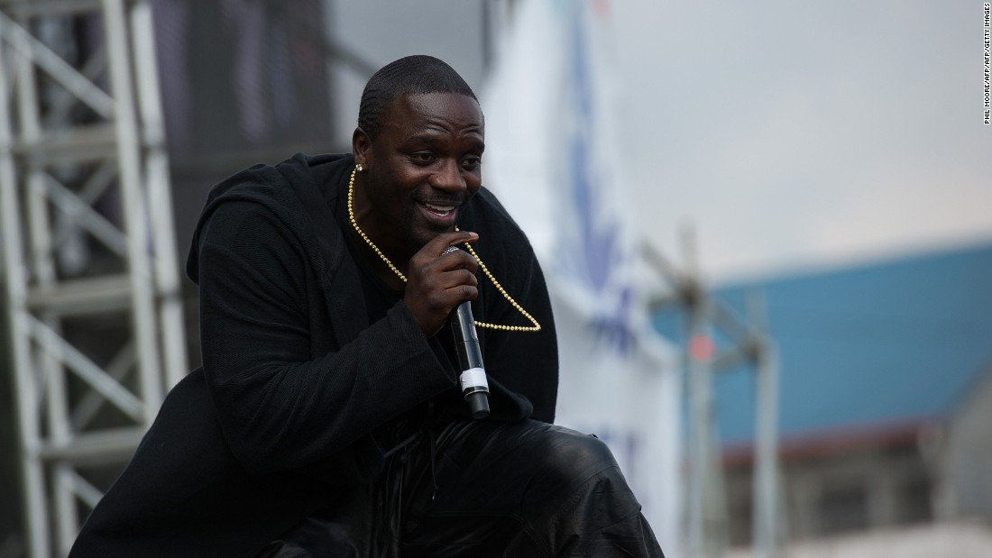 The service aims to promote African musicians, and help them get proper payment for their work in a region marred by widespread copyright piracy. The continent's rich music history has birthed artists of varied musical genres, some of whom have gained global recognition. Arguably Senegal's most famous musical export is Akon, pictured here, a multi-platinum selling artist and producer who has collaborated with Michael Jackson and Lady Gaga.