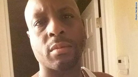 Cedric Ford, seen here in an image take from his Facebook page, is the suspected shooter at a lawn care company in Kansas.