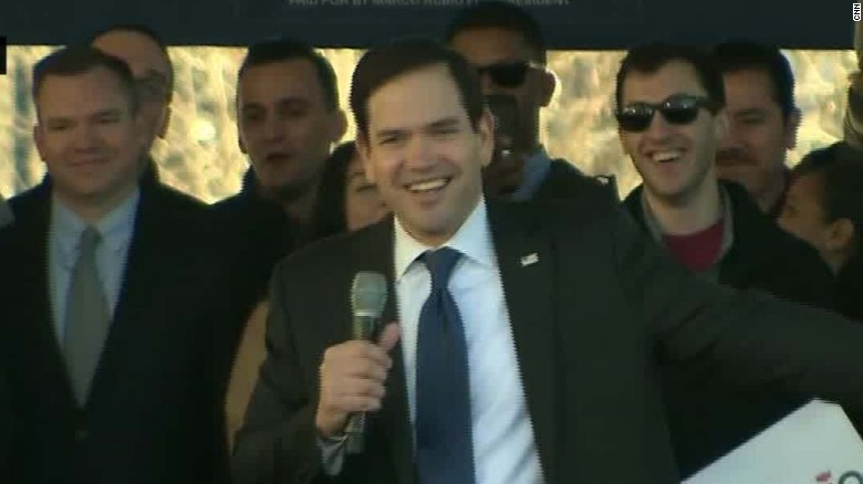 rubio mocks trump tweets rally sot ath_00023314.jpg