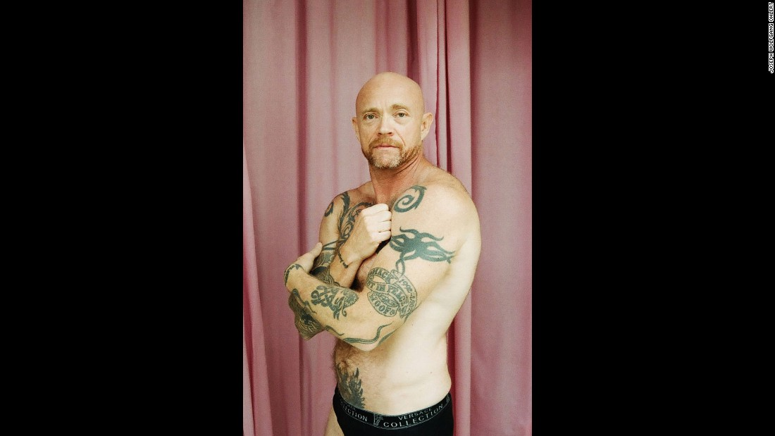 "Buck Angel is a porn actor, producer and trans activist in Mexico City. ""Gender is a very individual experience,"" he said. ""I define myself as a man. My outer appearance defines me as a man. However, I also feel very comfortable saying that I am a man with a vagina. In the end, that is not what defines me though. There are many aspects that make me who I am."""