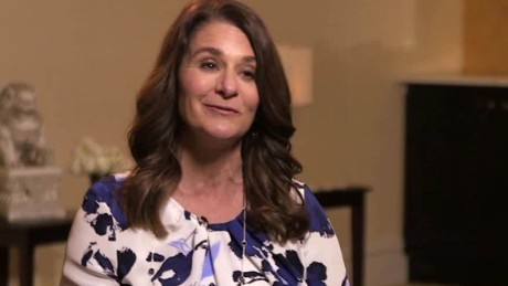 Melinda Gates defends Common Core