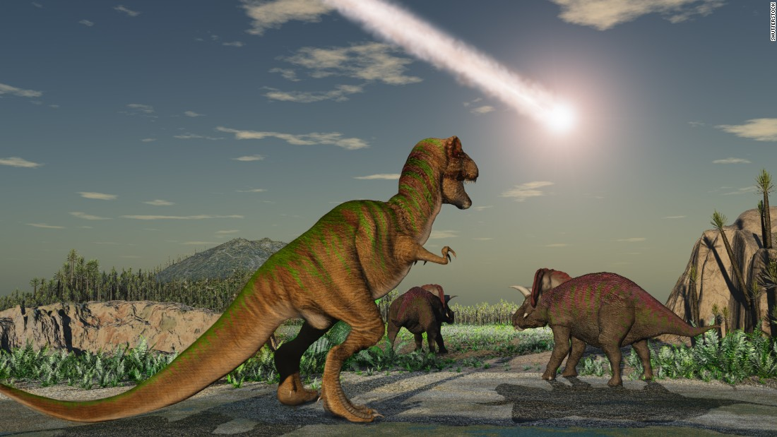 Many dinosaurs packed suitcases and left Europe, study finds