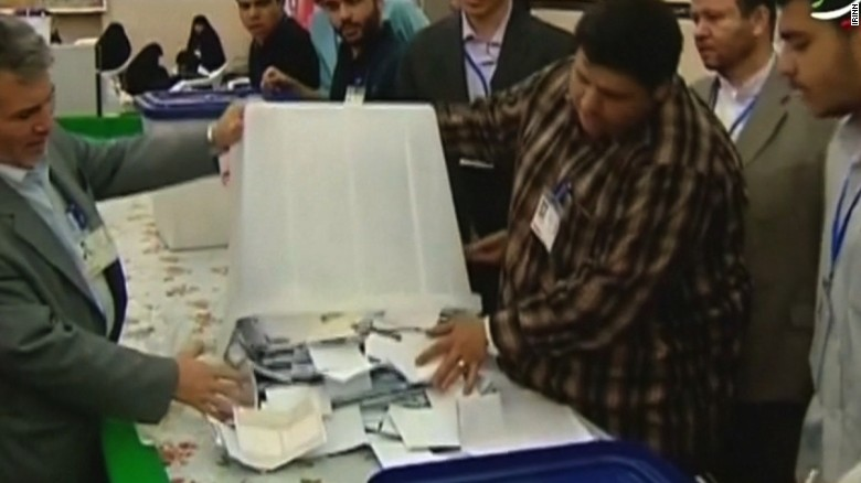 Iran: Reformists poised to win parliamentary seats