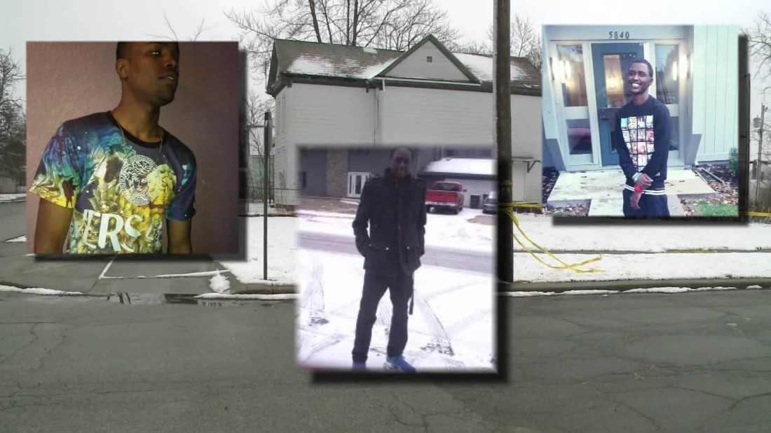 3 young men killed 'execution-style' in Indiana
