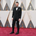 oscars red carpet 2016 Sam Smith