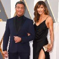 oscars red carpet 2016 Sylvester Stallone