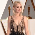 oscars red carpet 2016 Jennifer Lawrence