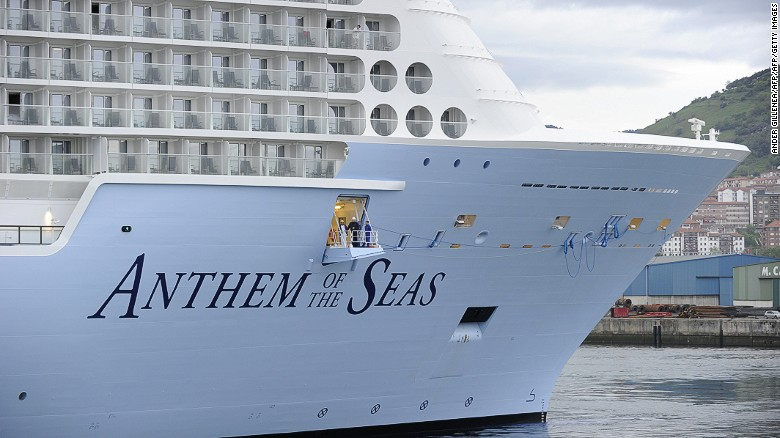 Cruise ship forced back to port again