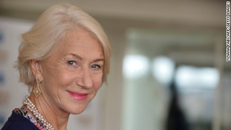 "Award-winning actress Helen Mirren has always had the drive to get behind the wheel in a ""Fast and Furious"" film."