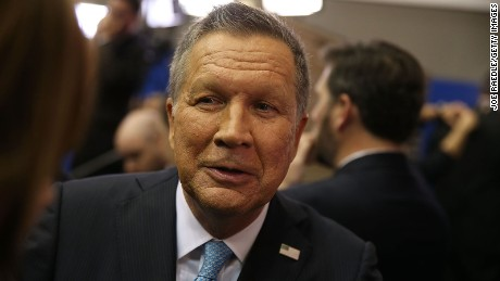 John Kasich: You unite people with ideas