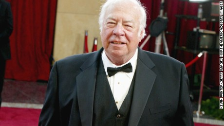 HOLLYWOOD - MARCH 23:  Actor George Kennedy attends the 75th Annual Academy Awards at the Kodak Theater on March 23, 2003 in Hollywood, California.  (Photo by Kevin Winter/Getty Images)
