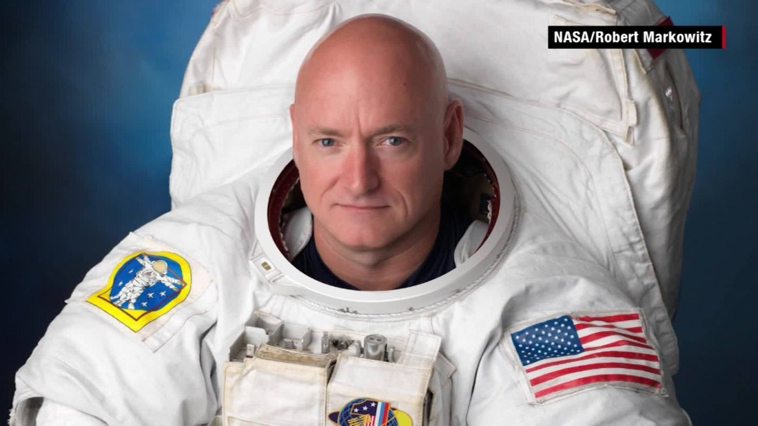 Astronaut Scott Kelly is coming home
